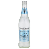 Fever Tree (USA) Premium Mediterranean Tonic 500ml