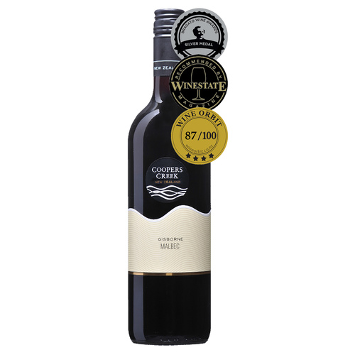 Coopers Creek (Gisborne) 2015 Malbec