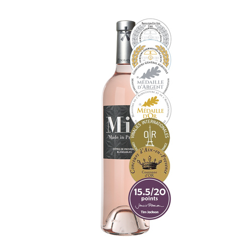 Made In Provence (France) 2019 Rosé