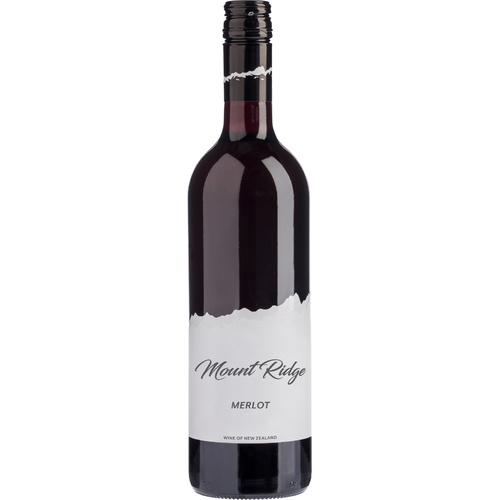 Mount Ridge (NZ) 2020 Merlot