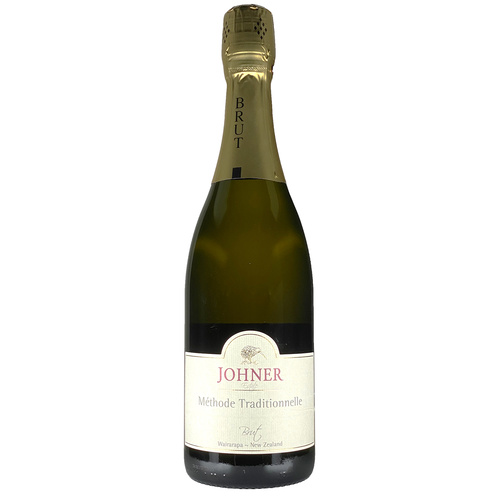 Johner (Wairarapa) Methode Traditionnelle Brut NV