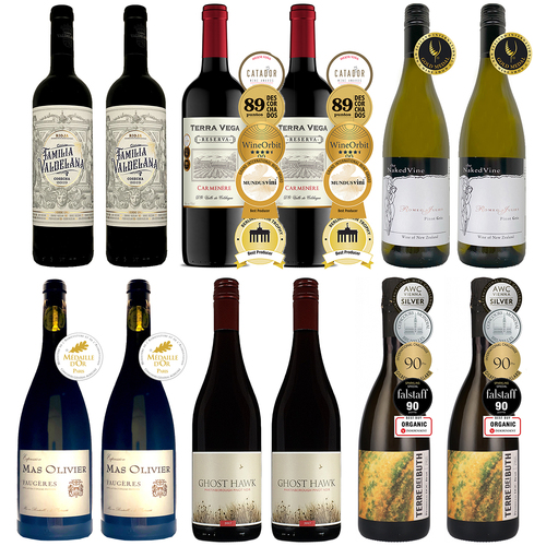 Winesale Exclusives Saver Mixed 12 Case