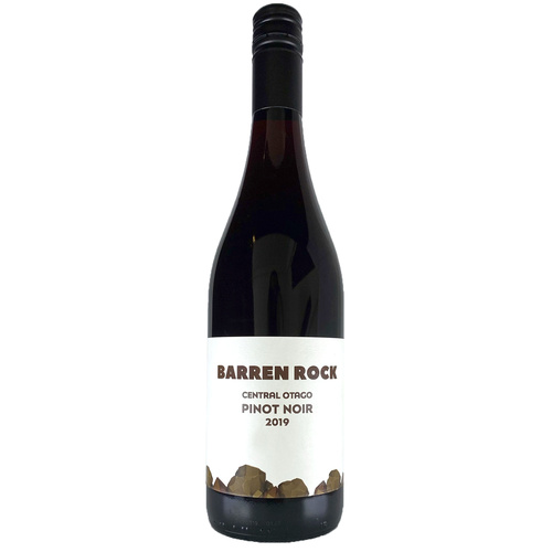 Barren Rock (Central Otago) 2018 Pinot Noir