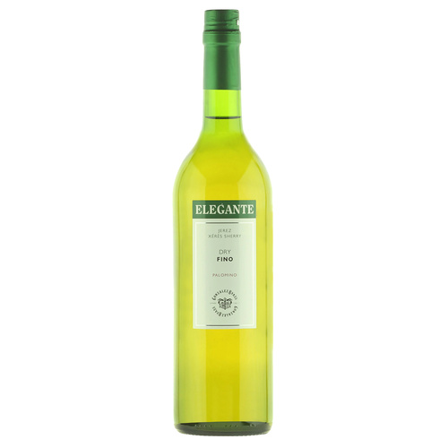 Gonzalez Byass (Spain) Elegante Fino Sherry 750ml