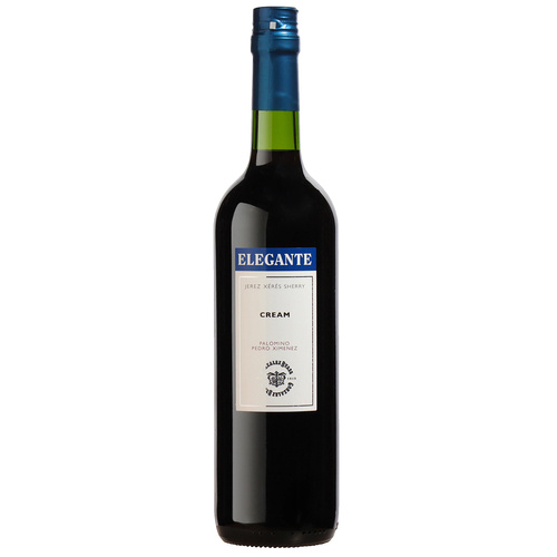 Gonzalez Byass (Spain) Elegante Cream Sherry 750ml