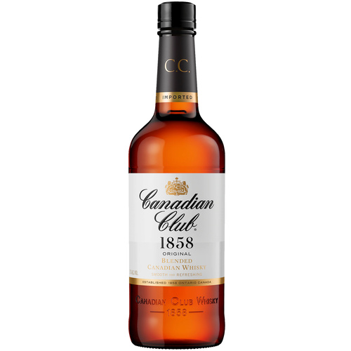 Canadian Club (Canada) Whisky 1 Litre