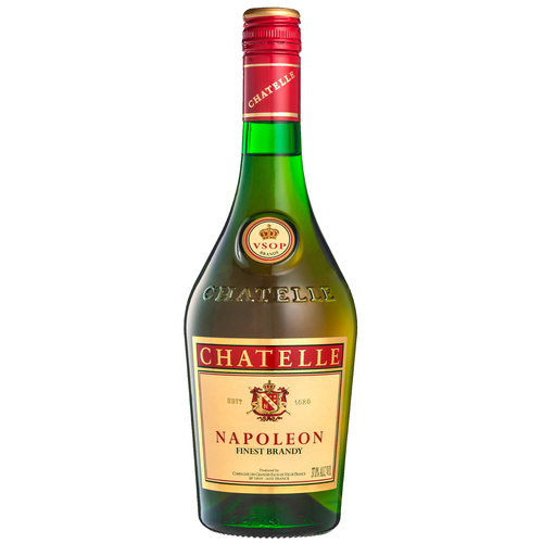Chatelle (France) Napoleon Brandy VSOP 1 Litre