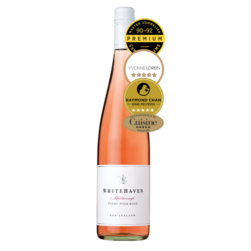 Whitehaven (Marlborough) 2020 Pinot Noir Rosé